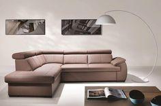 Luxusná celokožená rohová sedačka CITY 2 urobí z vašej obývacej izby prestížne miesto. Sedačka sa dá prakticky rozložiť pre príležitostné spanie a disponuje úložným priestorom. Komfortné sedenie zabezpečia kvalitné vlnovcové pružiny a HR pena. Použitý poťahový materiál: koža MADRAS 513. Možnosť výberu pravého, alebo ľavého prevedenia.