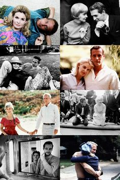 """""""Sexiness wears thin after a while and beauty fades, but to be married to a man who makes you laugh every day, ah, now that's a real treat.""""      Joanne Woodward"""
