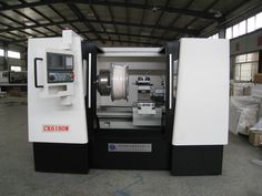 Car CNC Wheel Lathe Machine CK6180W, have the same technical parameters and configurations except the maximum wheel diameters. They are high precision, cost-effective and space-saving. These car CNC wheel lathes are your best choice for wheel machining, super-finishing and maintenance