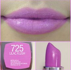 Maybelline~ Lilac Flush   http://amandaphenomenon.com/category/maybelline/
