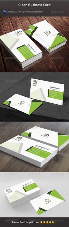 273 best cleaning business cards images on pinterest janitorial clean business card graphicriver clean business card is a simple and eye catching professional colourmoves