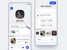 20 Amazing App Designs for Your Inspiration | by Olha Bahaieva | Mar, 2021 | Muzli - Design Inspiration Best App Design, Design Inspiration, Learning, Amazing, Studying, Teaching, Onderwijs