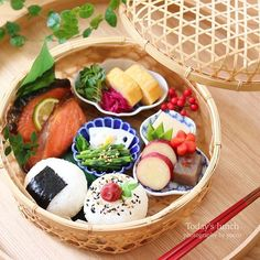 Japanese Food Sushi, Japanese Kitchen, Japanese Lunch, Asian Recipes, Sushi Recipes, Riced Veggies, Exotic Food, Asian Cooking, Cooking Tips