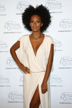 Solange Knowles Cannes Look Is a Fashion Risk (PHOTOS, POLL)