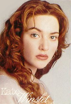 Image result for kate winslet makeup in titanic