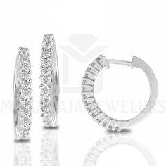 Indian Jewelry Polish and Cleaning Services Houston  #HoopEarrings #DiamondEarrings #Diamonds #Jewelry #Earrings #Houston