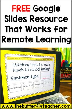 As many schools around the world face the reality of long-term school closures due to the coronavirus outbreak, teachers scramble to adjust. This post shares easy to use remote learning resources for teachers who are now or about to be teaching online Online Classroom, Classroom Tools, Google Classroom, Classroom Ideas, Classroom Resources, Learning Resources, Teacher Resources, Resource Teacher, Learning Games