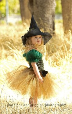 Disfraz niña bruja