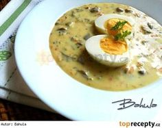 Czech Recipes, Ethnic Recipes, Modern Food, No Salt Recipes, Vegetable Side Dishes, Bon Appetit, Cheeseburger Chowder, Food And Drink, Low Carb