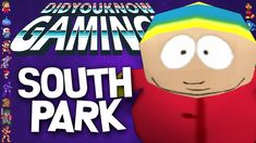 South Park Games - Did You Know Gaming? Feat. Dazz South Park Game, Video Game Facts, Videogames, Gaming, Youtube, Fictional Characters, Video Games, Game, Fantasy Characters