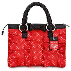 Exclusive Harveys Ruffled Minnie Mouse Tote for Disney Couture | Adults | Disney Couture | Disney Store