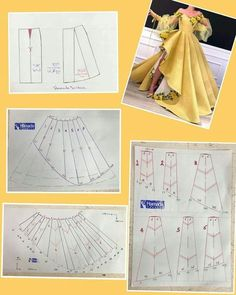 20 Free Sewing Patterns with Bunnies! Skirt Patterns Sewing, Sewing Patterns Free, Free Sewing, Clothing Patterns, Style Patterns, Sewing Clothes, Diy Clothes, Circle Skirt Pattern, Barbie Mode