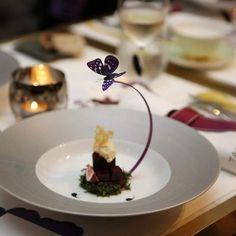 Chef VickyLau Mejor Cocinero De Sexo Femenino En Asia 2015 Restaurant Tate Dining Room