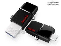 Usb on the go in logo hiệu SanDisk chất lượng cao – UT006
