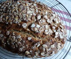 Le pain viking est un pain très à la mode qu'on trouve dans pas mal de boulangerie. J'ai donc voulu en savoir un peu plus sur ce pain et sa composition. Les seuls éléments que j'ai pu trouvé, c'est qu'il