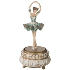 BALLERINA / Sugar Plum Fairy MUSIC BOX. Store Closing Sale 50% OFF! – Dance Gifts & Ballet Gifts – MonsterMarketplace.com