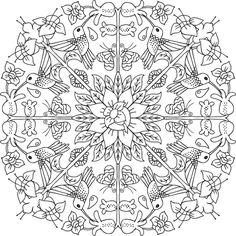 114 Best Coloring Pages Mandalas Images Mandala Coloring Pages