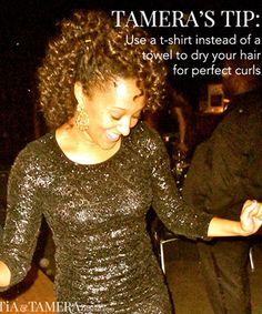 Tia & Tamera's Curly Hair Advice