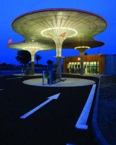 Gas Station Visia