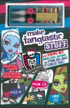 Monster High Make Fangtastic Stuff, Creative Writing, Monster High, Your Favorite, Arts And Crafts, Corner, Business, Books, Prints, How To Make