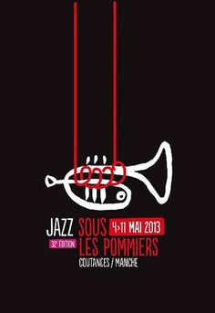 Jazz Under the Apple trees -- Jazz Sous Les Pommiers, May 2013