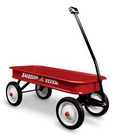 Another great find on #zulily! Radio Flyer Classic Red Wagon by Radio Flyer #zulilyfinds