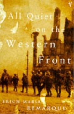 metaphors in all quiet on the western front