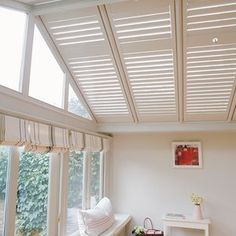 Pergola With Glass Roof Pergola On The Roof, Pergola Attached To House, Cheap Pergola, Patio Roof, Pergola Plans, Pergola Kits, Backyard Pergola, Pergola Ideas, White Shutters