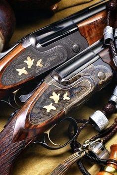 Shotguns gotta love 'em