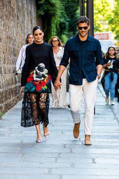 Johannes Huebl Photos Pictures and Photos - Getty Images Katie Holmes, Dolce & Gabbana, Olivia Palermo, Stock Pictures, Stock Photos, Alexander Mcqueen, Milan Men's Fashion Week, Moda Paris, Mini Vestidos