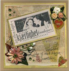 Et bryllupskort 2009