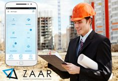 Stop worrying about #construction #reporting with papers, ZAAR gives you a better solution.