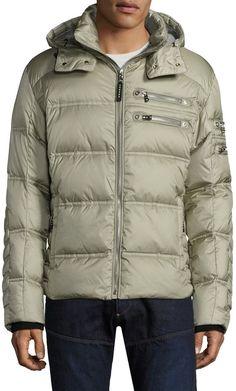 Bogner Men's Tarek-D Regular Fit Ski Jacket