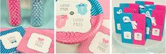 Gender Reveal Baby Shower Idea: Bow or Bow Tie Reveal Party #party #babyshower