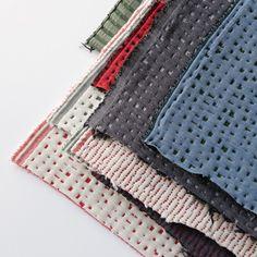 Kvadrat fabrics by Ronan & Erwan Bouroullec Design (double jersey knits)