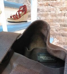 Bag CROSS Behind model BEZIERS de Espadrilles Toni Pons.