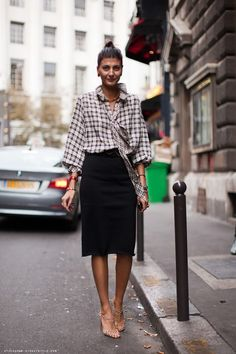 Giovanna Battaglia - Top 14 Street Style Stars of 2014