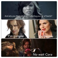Awesome! Edit: Darn. Now Cora's dead. Well, better cross her off the list...