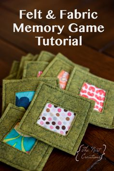 Gifts from Fabric Scraps - Stocking Stuffer Ideas! - Swoodson Says