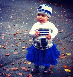 R2-Tutu-- for your inevitable daughter