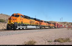 RailPictures.Net Photo: BNSF 8179 BNSF Railway GE ES44C4 at Lugo, California by Matthew Griffin
