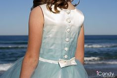 ombre bodice from layers of tulle