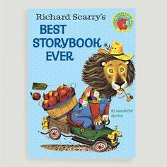 Richard Scarry's Best Storybook Ever! | World Market