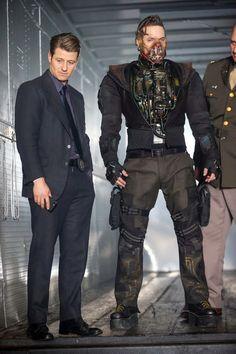 Jim Gordon Gotham, Gotham Cast, Batman, Fandoms, Actors, Superhero, Celebrities, Ivy, Cartoons