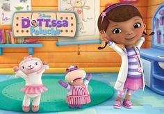 La dottoressa peluche e i personaggi del famoso cartoon presto su www.robedacartoon.it