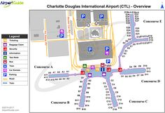 map of charlotte airport terminals » 4K Pictures | 4K Pictures [Full ...