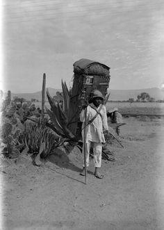 Mecapalero Archivo fotográfico Casasola
