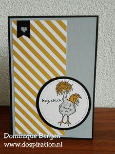 stampin up hey chick, salabration, sale a bartion, kip, chickie, stiched framelits, dospiration
