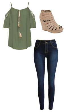"""""""Untitled #143"""" by foreverangel2001 on Polyvore featuring WearAll and Madden Girl"""
