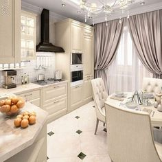Why You Should Consider Renovating Your Kitchen – Home Dcorz Apartment Kitchen, Home Decor Kitchen, Interior Design Kitchen, Kitchen Furniture, Kitchen Ideas, Fancy Kitchens, Luxury Kitchens, Küchen Design, House Design